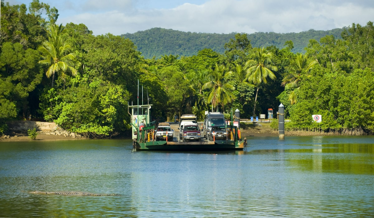 Real contenders submit interest for next Daintree Ferry contract