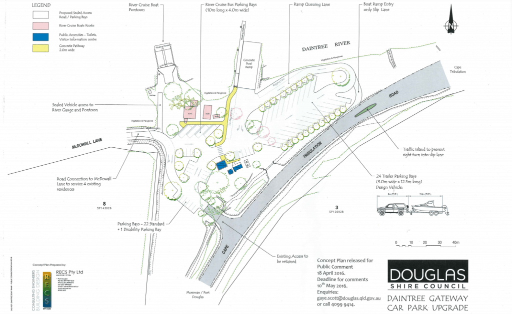 Daintree Gateway Stage 2 Concept Plan