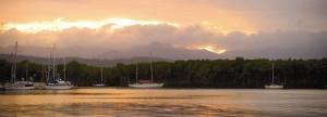 Port Douglas Marina Sunset