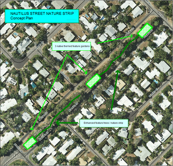 Proposed Works - Douglas Shire Council