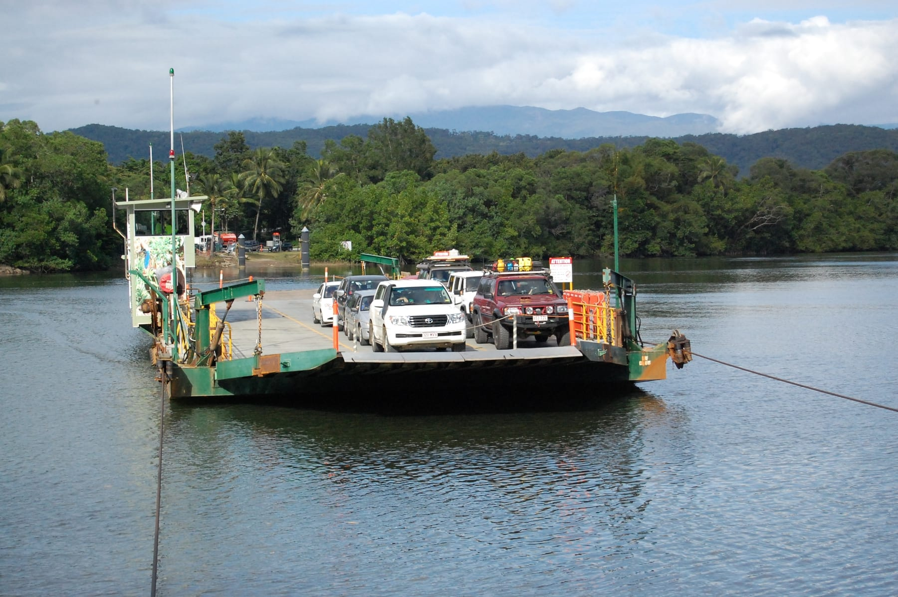 Significant Procurement Activity – Daintree River Ferry Contract