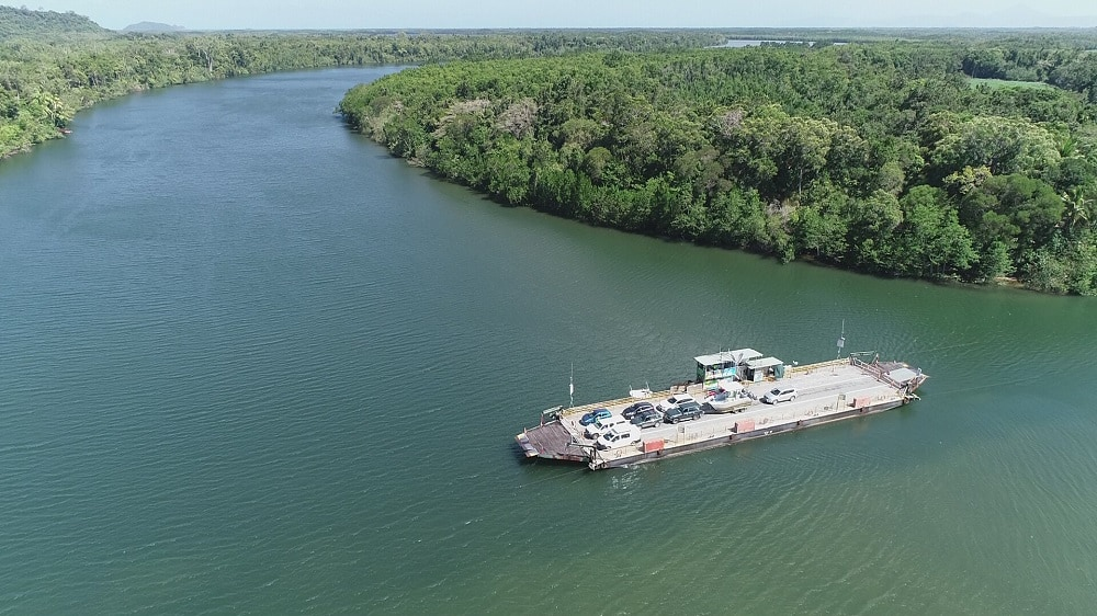 Daintree Ferry tender released to market