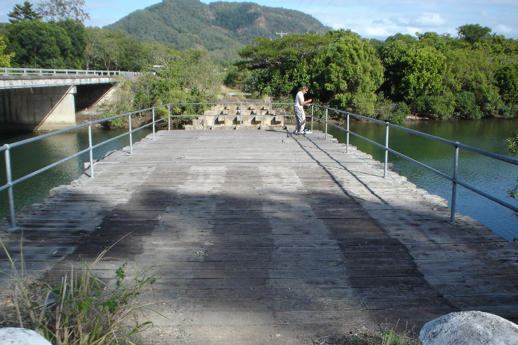 Mowbray fishing platform hooked in $5.7m project