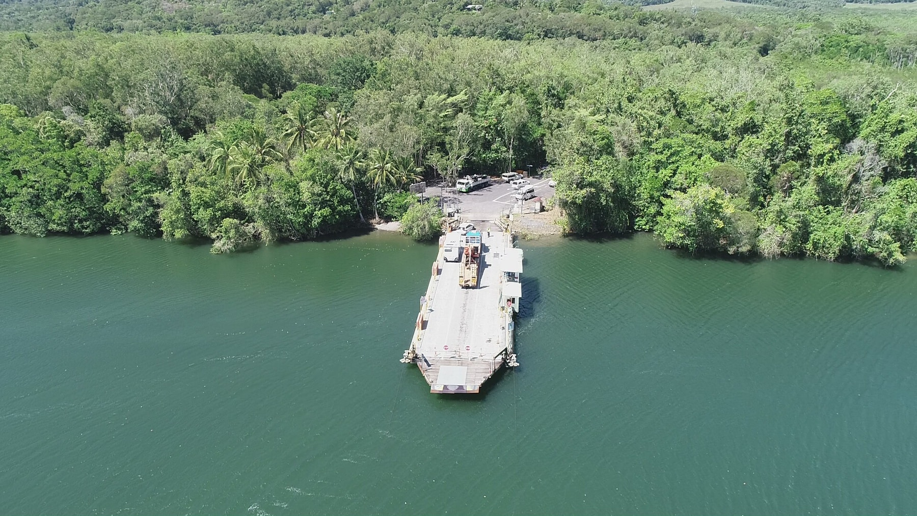 Ferry flood cameras step up disaster resilience
