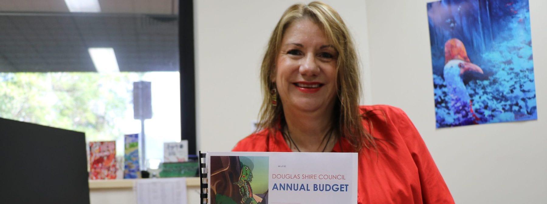 Council delivers first budget surplus