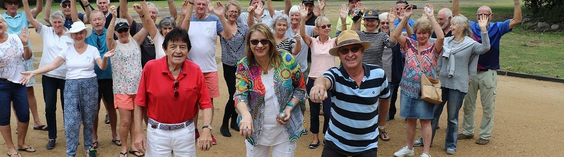 Council throws down new Petanque court