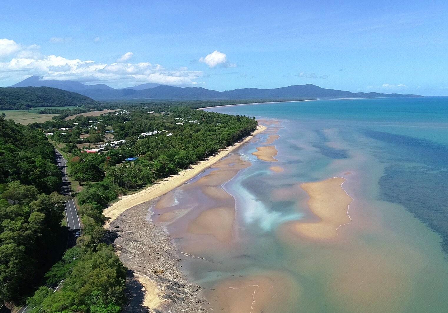 Rare tropical beachfront opportunity