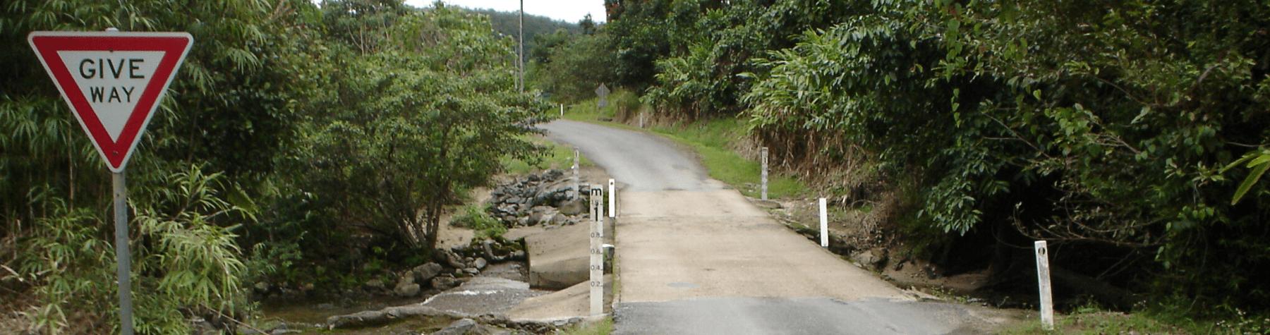 Whyanbeel Causeway Upgrade