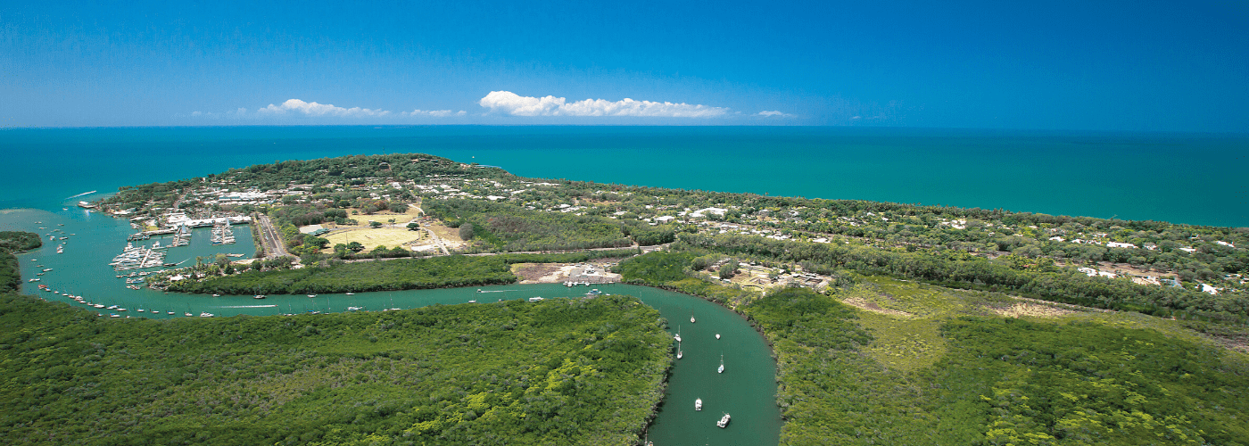 Sky is the limit for the Port Douglas Waterfront South Precinct