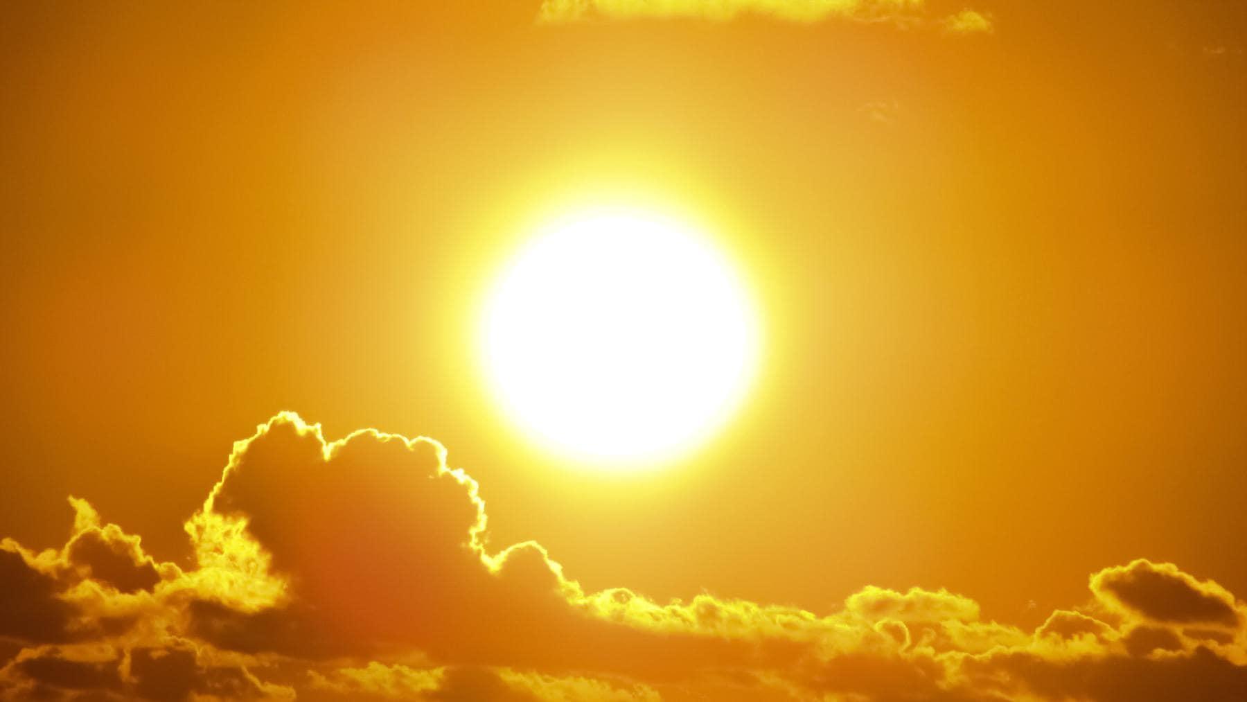 Heatwave predicted for Douglas