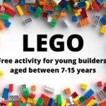 Lego Play at Mossman Library