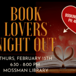 Library Lovers Day Mossman Library