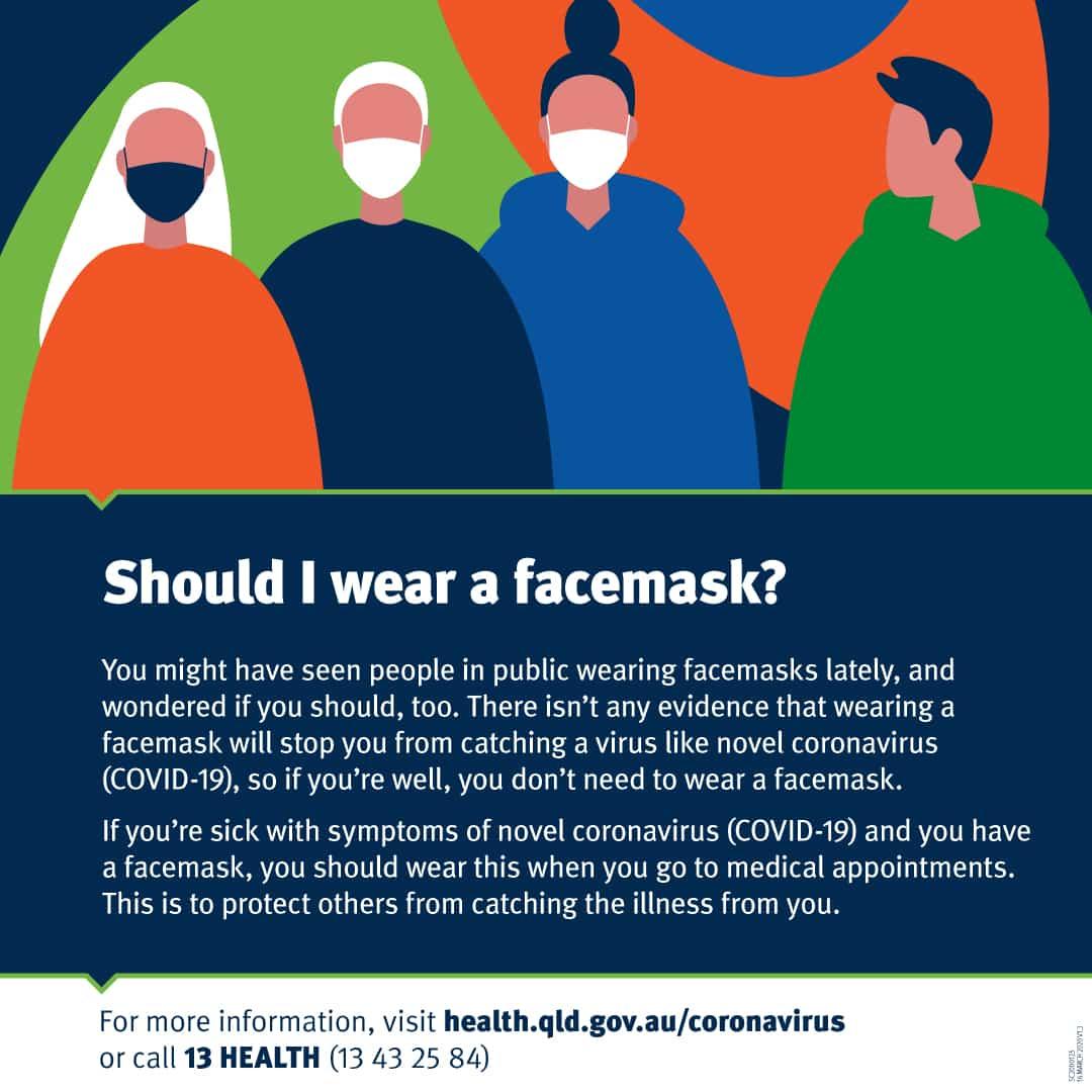 4-COVID-19 - QLD Health - Should I wear a facemask_ - Novel Coronavirus (COVID-19)