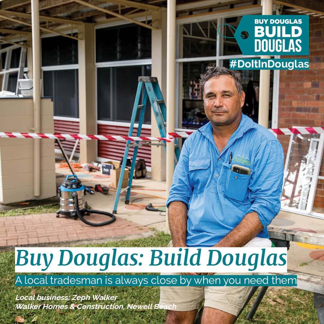 Zeph Walker - Walker Homes and Construction Buy Douglas Build Doulas