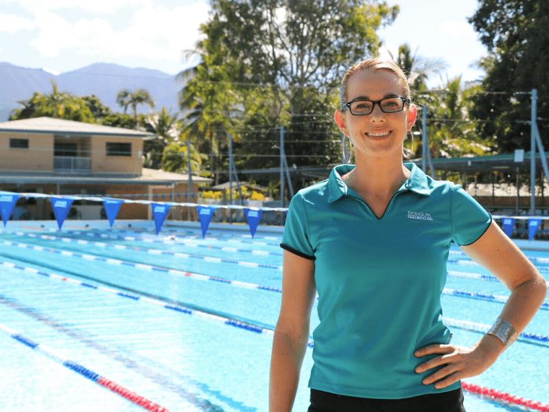 Renee Ker Mossman Pool and Caravan Park