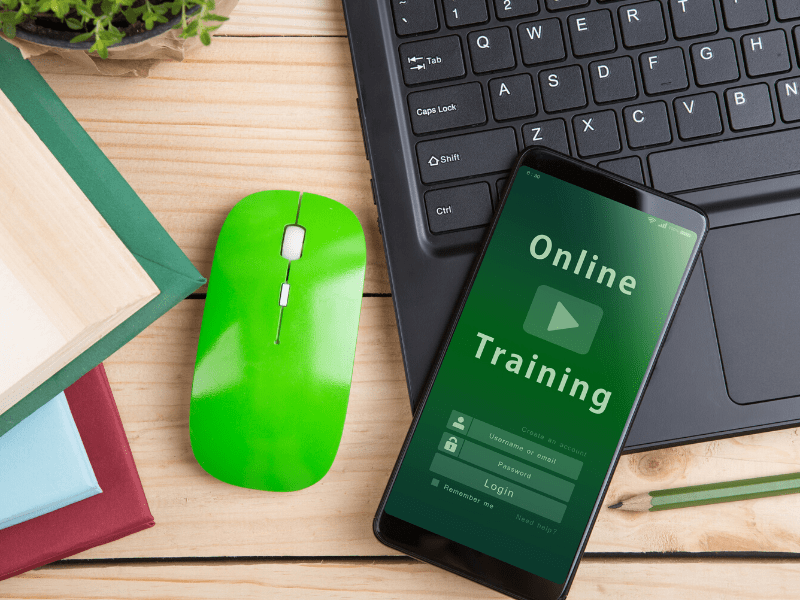 online training small business