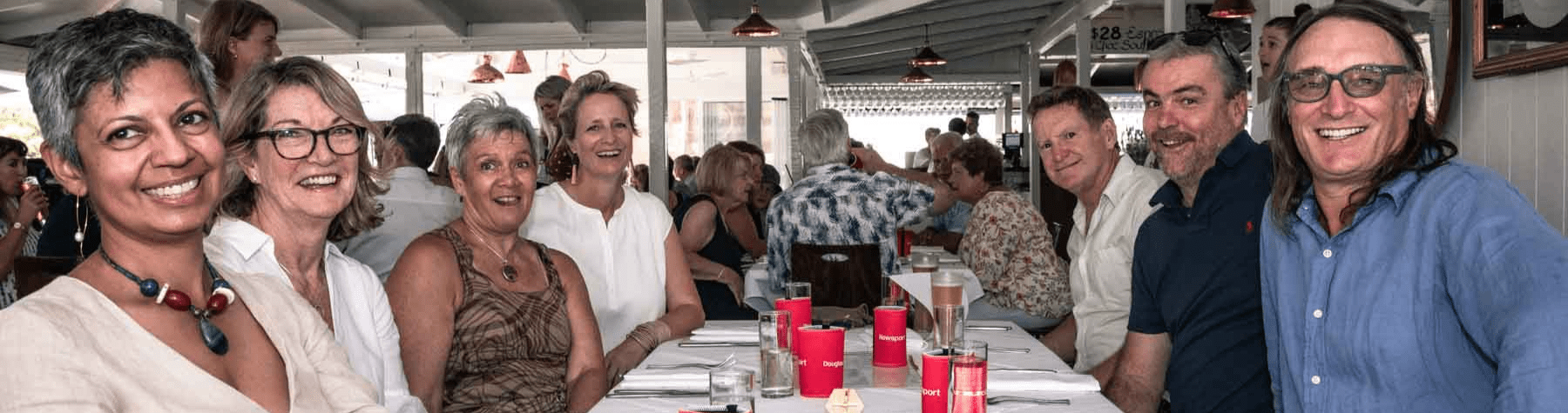 Community Spirit shines at the Inaugural Mayor's Christmas Lunch!