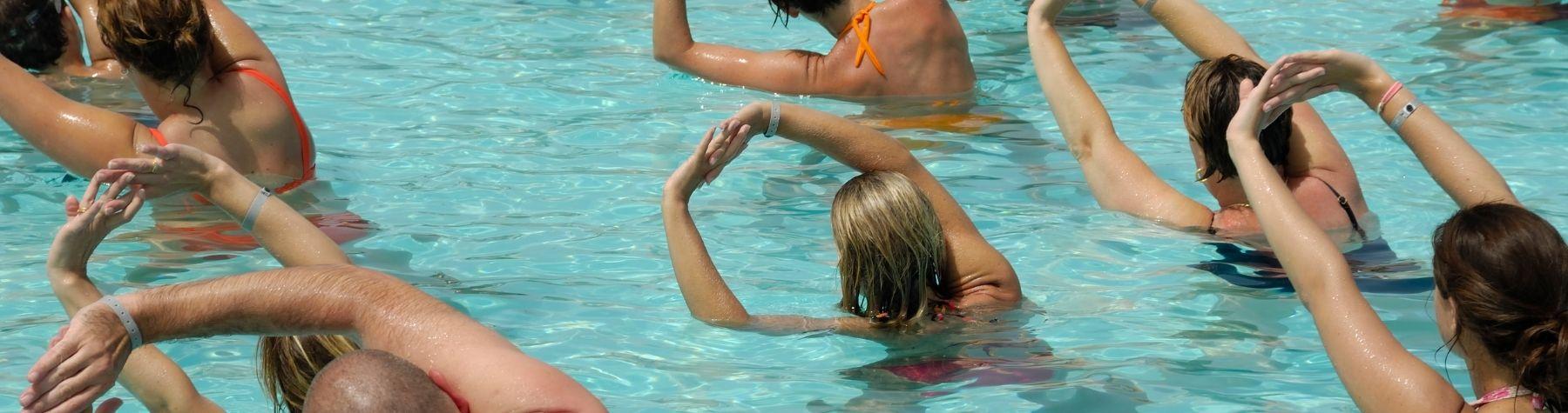 All aboard for Aquafit –popular water-based fitness program extended