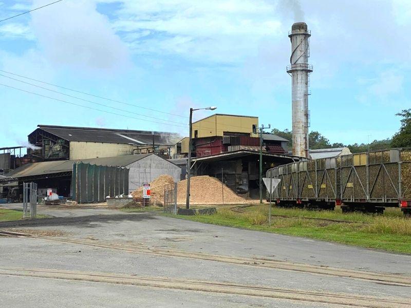STOCK - Mossman Mill