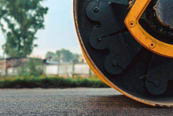 STOCK - Road Work - asphalt