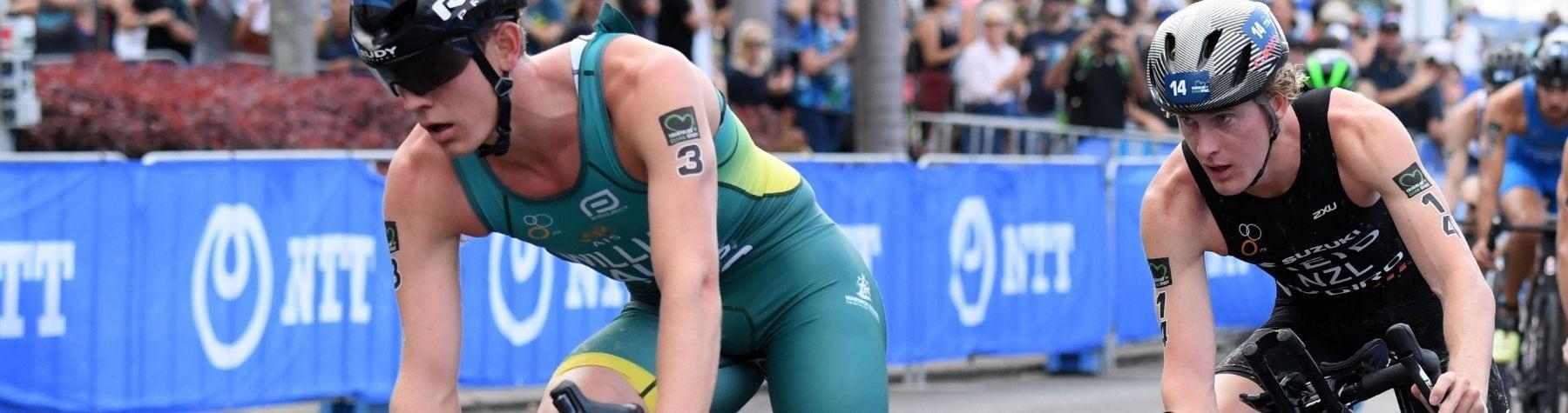 Oceania Triathlon Events Coming To Port Douglas