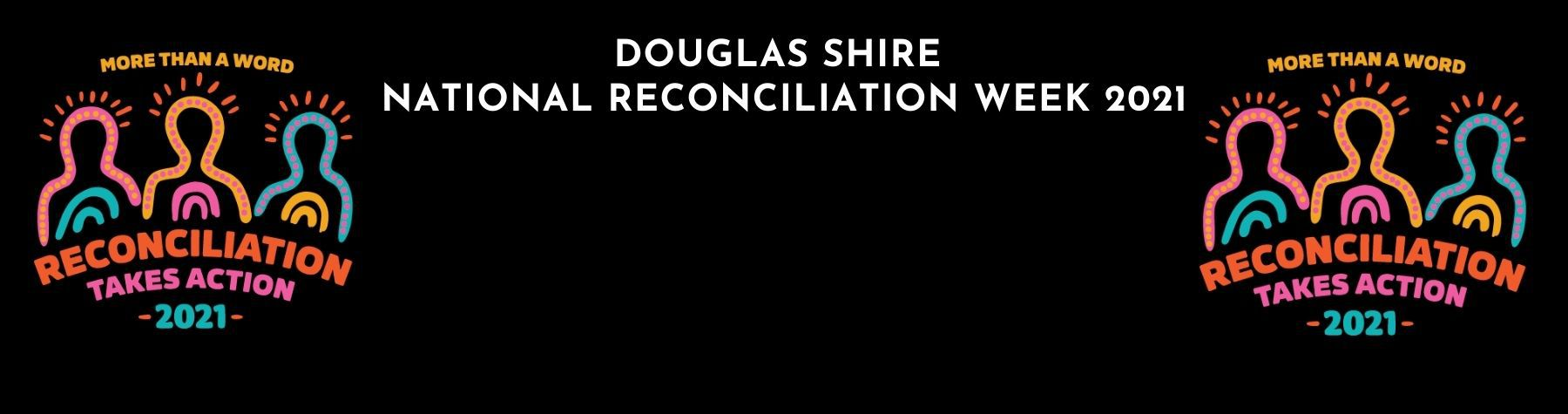 Douglas takes action for National Reconciliation Week