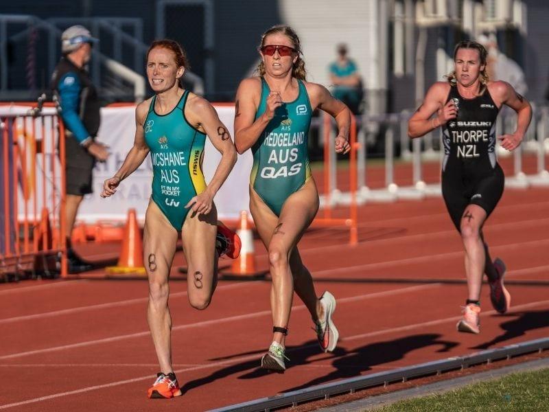 Triathlon Australia Charlotte McShane