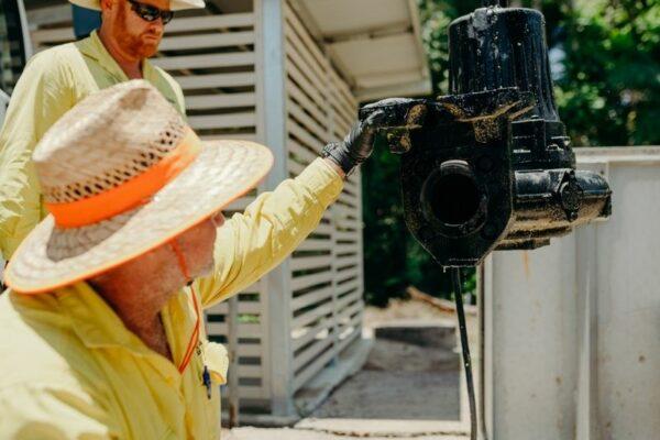 DSC Water & Wastewater Management Team