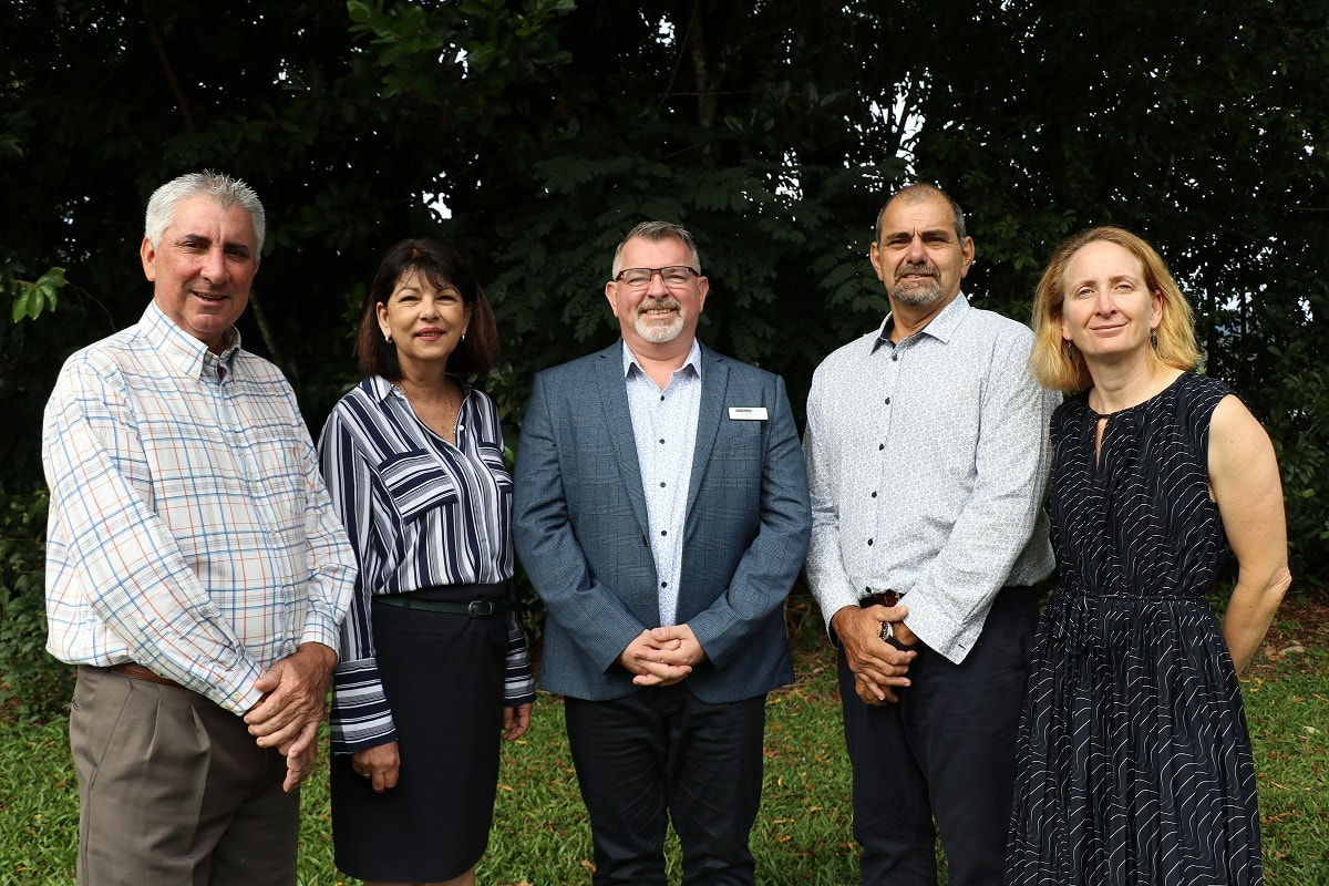 Councillors Photo 2021