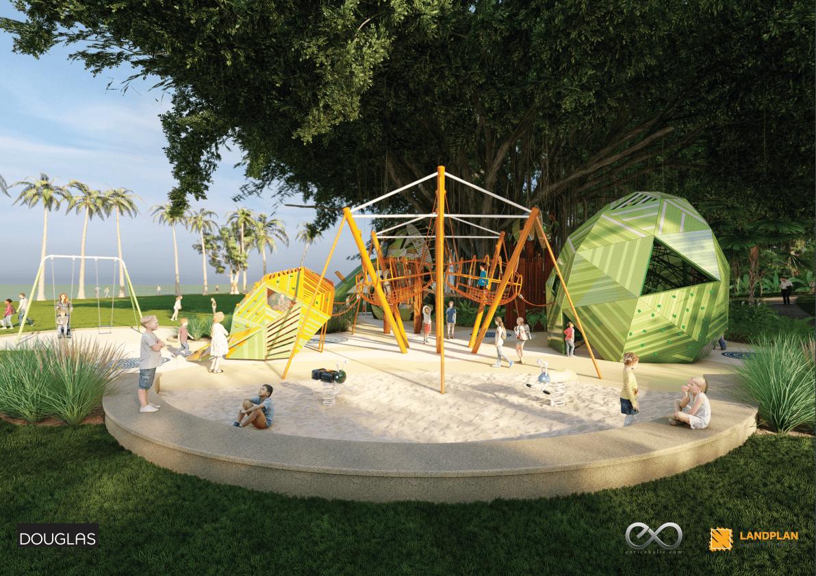 Green Ant Adventure Playground Concept1