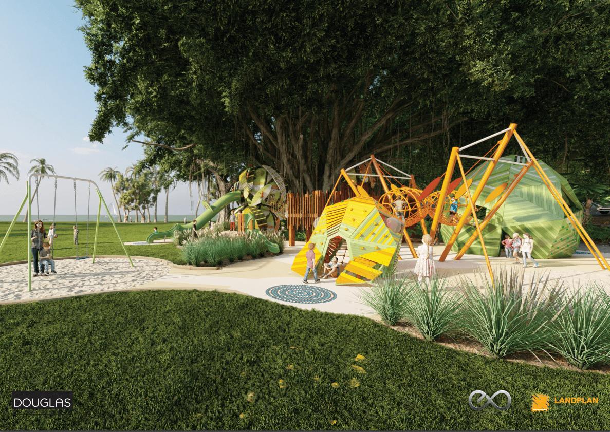 Green Ant Adventure Playground Concept7