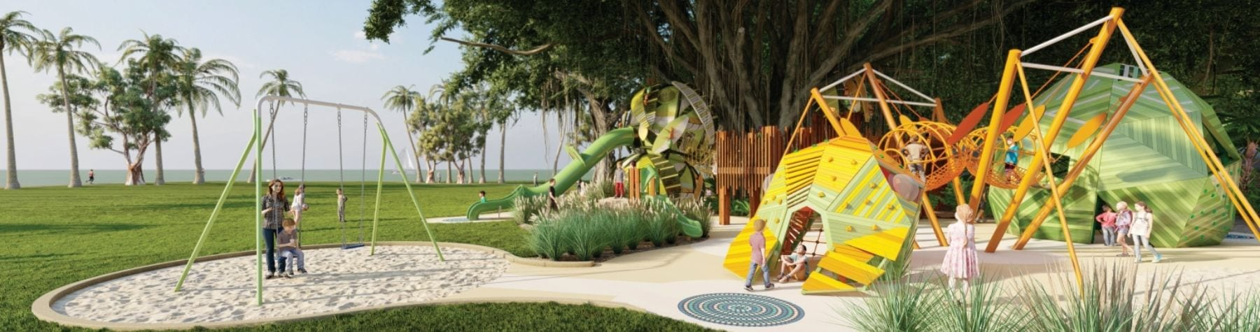 Green Ant adventure playground concept released for consultation