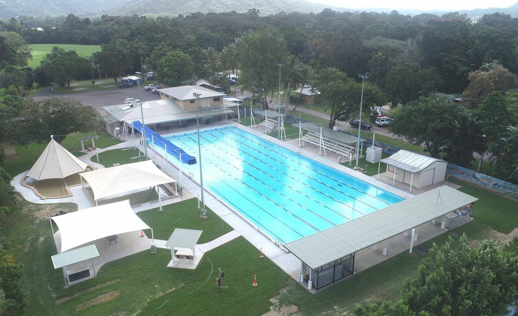 Mossman Pool