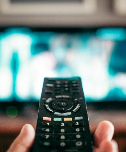 STOCK - TV