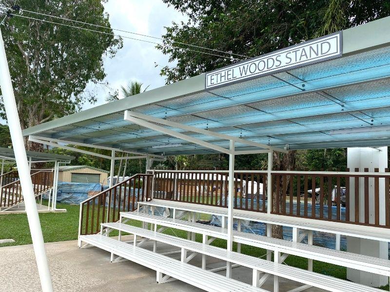 Mossman Pool Grand Stand