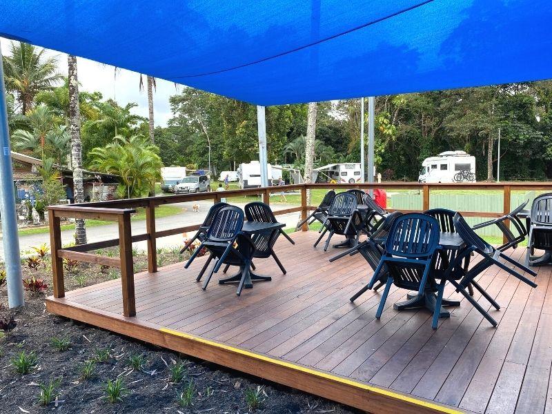 Mossman Pool Deck