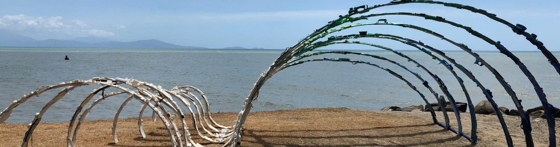 Call of The Running Tide Environmental Sculpture & Multimedia Festival
